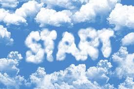 Start cloud